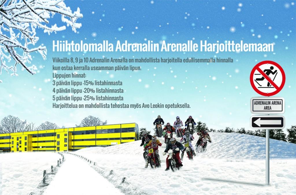 Adrenalin_Arena_hiihtoloma_2013