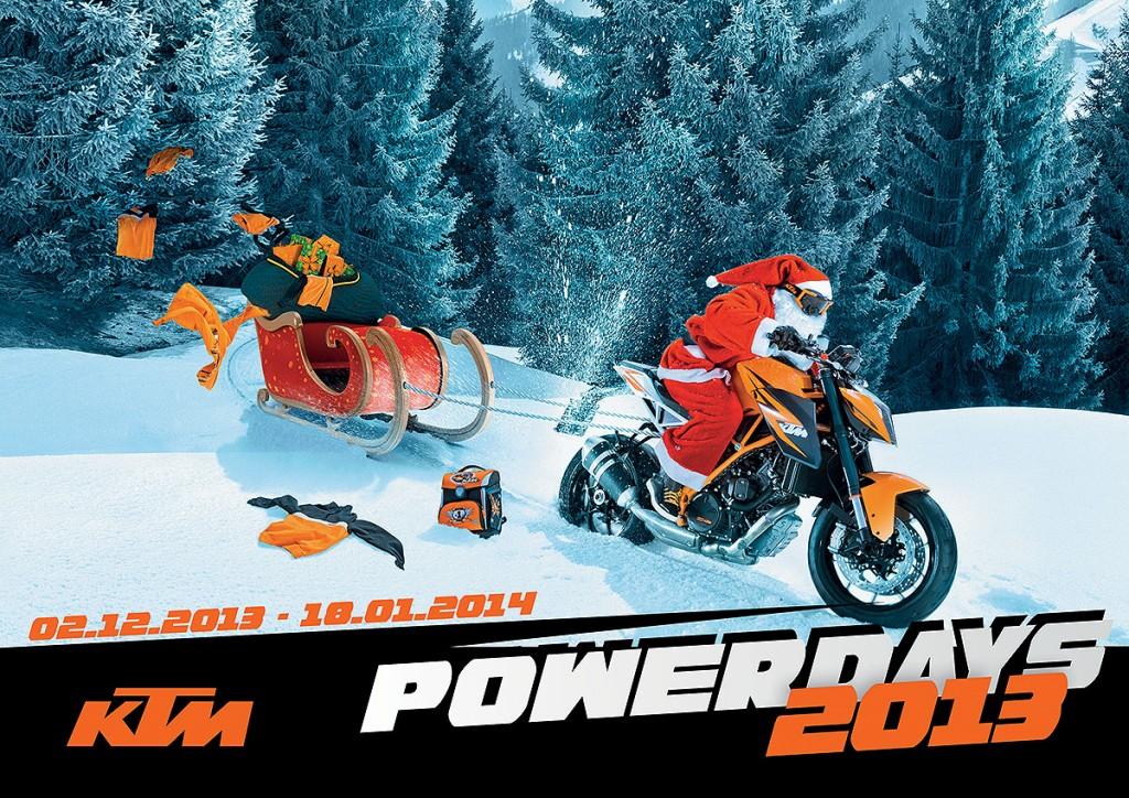 KTM PowerDays 2013