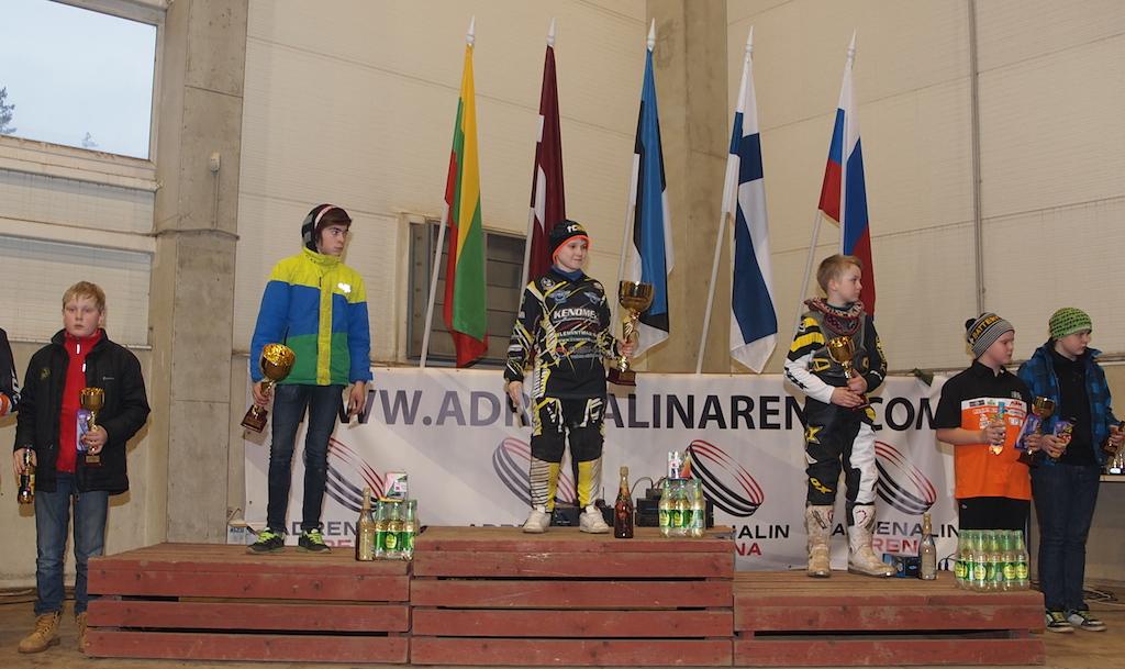 Jami Niemelä Adrenalin Arena CUP 21.03.2014