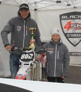 Mauno Nieminen ja Sami Hyypiä